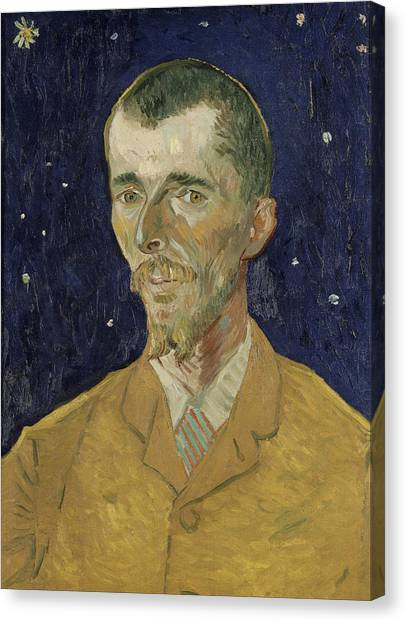 Canvas Print - Eugene Boch by Starry Night