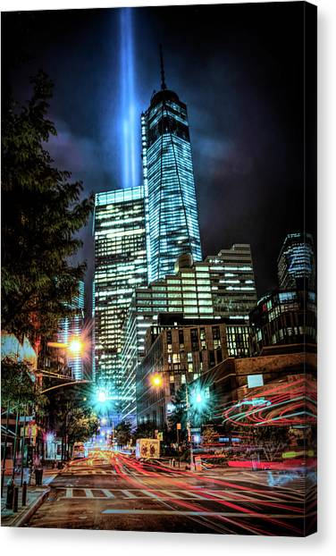Freedom Tower Canvas Print