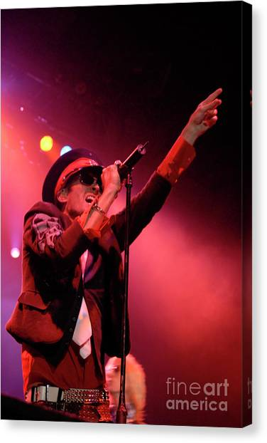 Scott Weiland  Canvas Print
