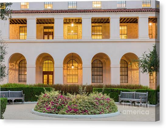 Spanish Colonial Revival Style Architecture Canvas Prints Fine Art