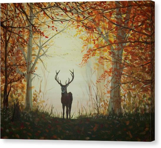 Untitled Canvas Print by Lori Ulatowski