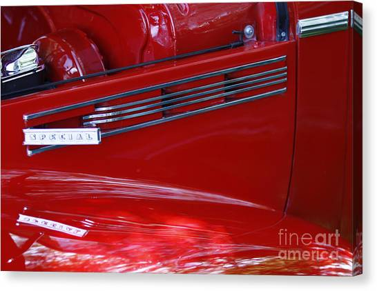 1940 Buick Special Canvas Print