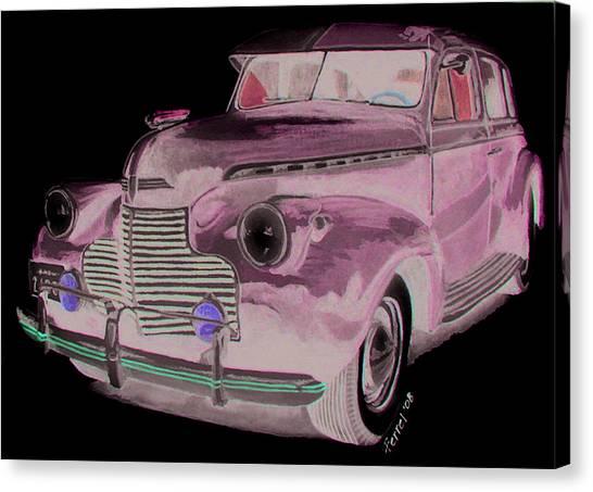 41 Chevy Canvas Print by Ferrel Cordle