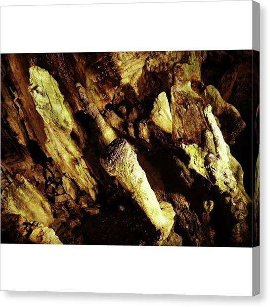 Limestone Caves Canvas Print - Instagram Photo by Y K