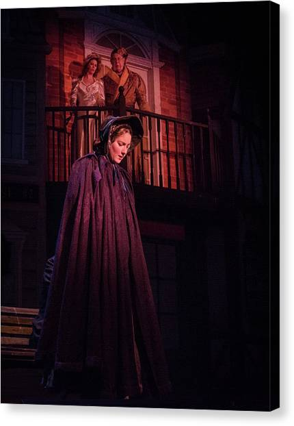 Christmas Carol 2017 Canvas Print