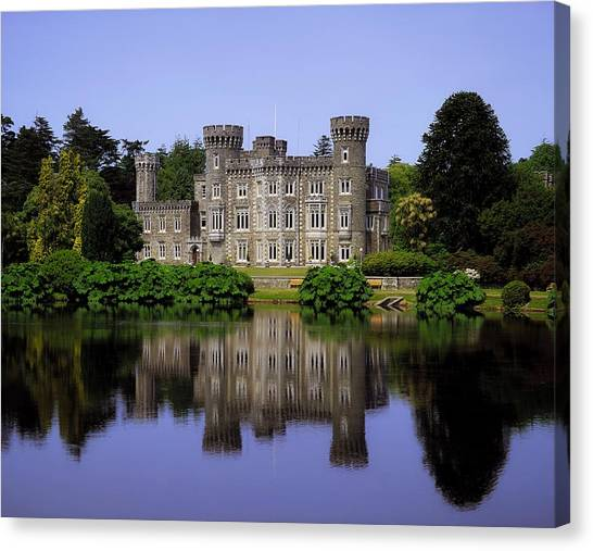 Archaeology Canvas Print - Johnstown Castle, Co Wexford, Ireland by The Irish Image Collection