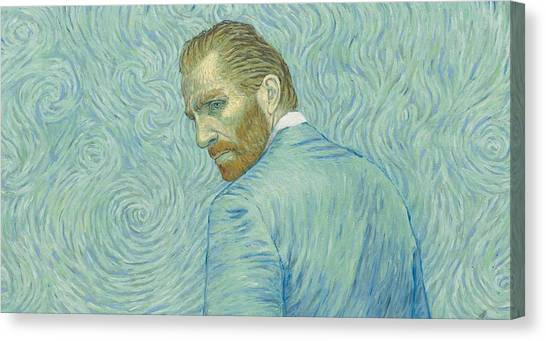Painters Canvas Print - Our Loving Vincent by Anna Kluza