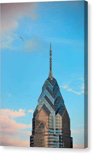Philadelphia Canvas Print by Songquan Deng