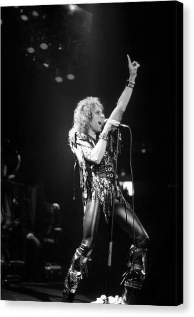 Ronnie James Dio Canvas Print