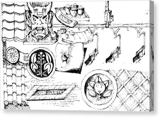 5.19.japan-4-detail-c Canvas Print
