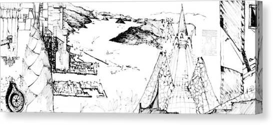 5.22.japan-5-detail-a Canvas Print