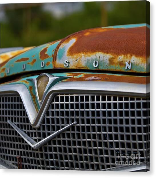 Car 66 Canvas Print