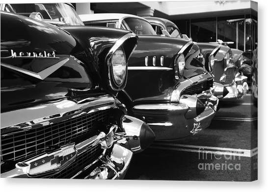 57 Chevy Canvas Print