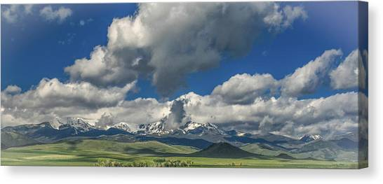 #5773 - Southwest Montana Canvas Print