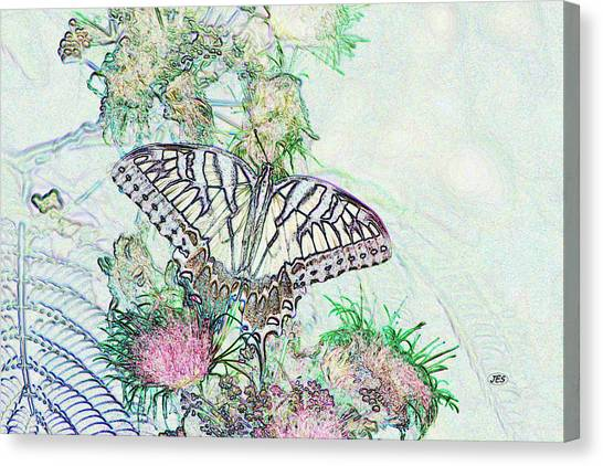 5807 5 Canvas Print by Jim Simms