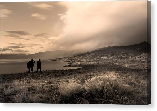 5th Wheel Canvas Print