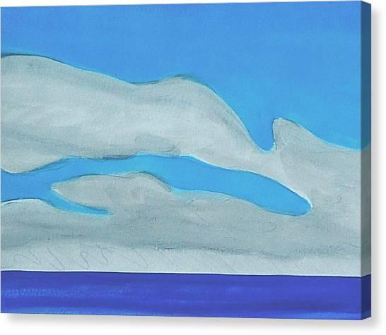 Pompano Beach Canvas Print