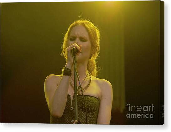 The Cardigans Canvas Print