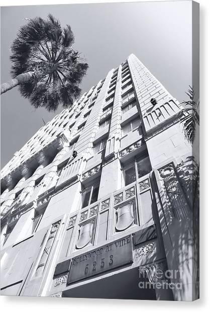 6253 Hollywood At Vine Canvas Print