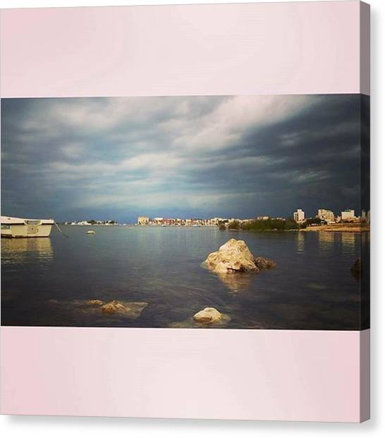 U2 Canvas Print - #cool #instaphoto #instabeauty #sky by Vero psicopatico Pindinello