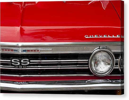 65 Chevelle Canvas Print