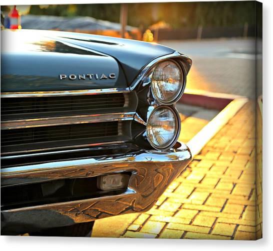 '65 Pontiac Canvas Print