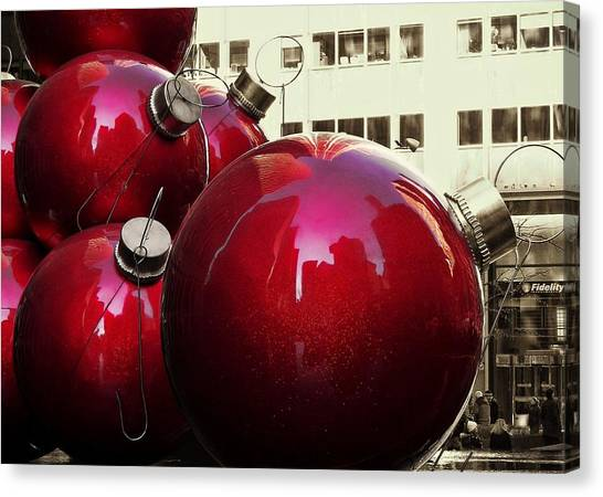 6th Avenue Canvas Print by JAMART Photography