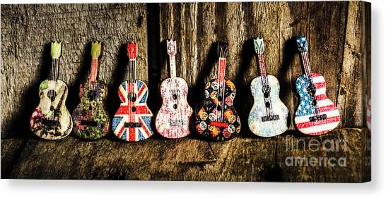Soul Canvas Print - 7 Continents Of Sounds by Jorgo Photography - Wall Art Gallery