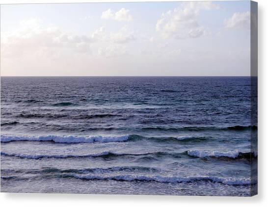 Jaffa Beach 2 Canvas Print