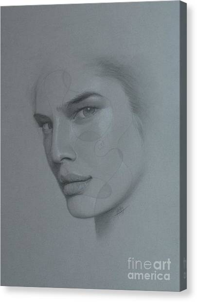 No Title Canvas Print by Marek Halko