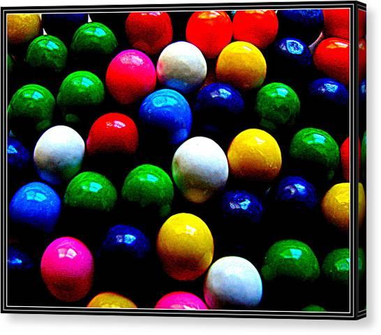 Color Color Color Canvas Print by Anand Swaroop Manchiraju