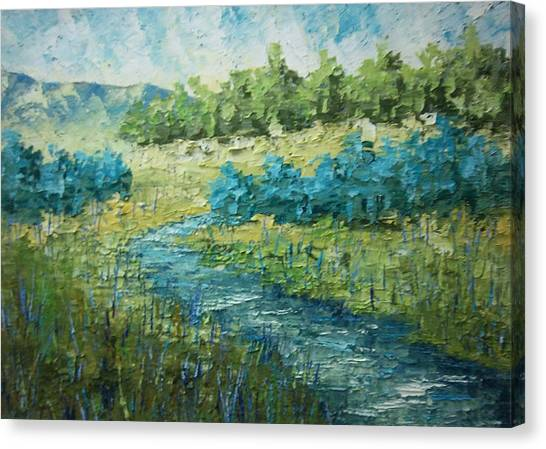 South Of France Canvas Print by Frederic Payet