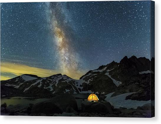 The Enchantments Canvas Print