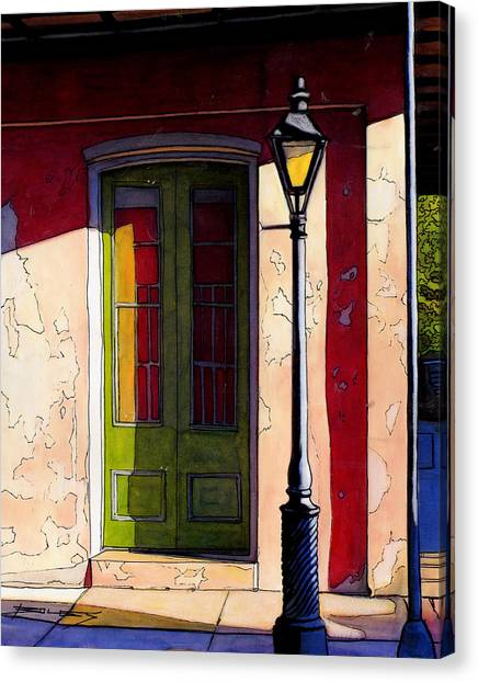 84 Canvas Print by John Boles