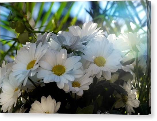 Flower Edition Canvas Print