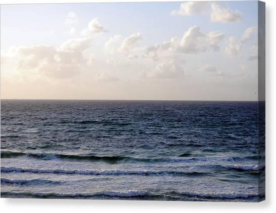 Jaffa Beach 1 Canvas Print