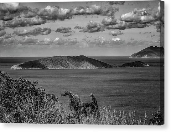 9977-island-cabo Frio-rj Canvas Print