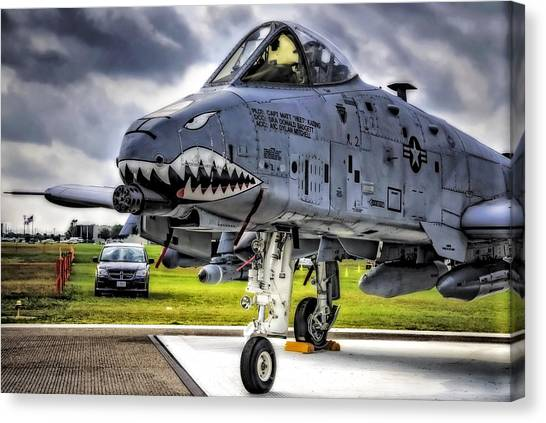 A-10 Thunderbolt  Canvas Print