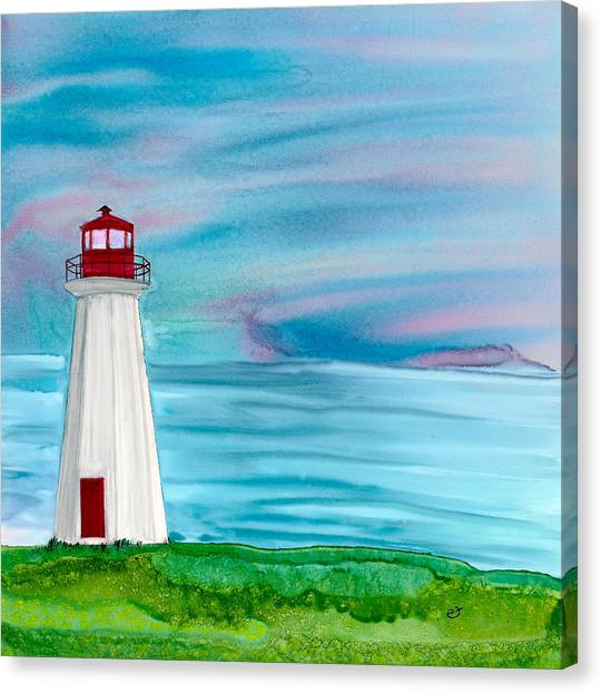 A Breath Of Fresh Air Canvas Print