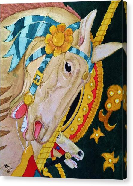 Carousel-horse Canvas Prints (Page #57 of 64) | Fine Art America