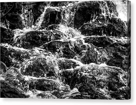 Worth Canvas Print - A Chaotic Passage by Az Jackson
