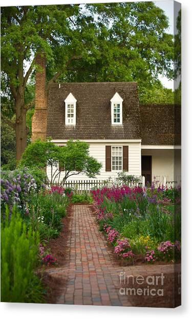 Colonial Gardens Canvas Prints (Page #8 of 19)   Fine Art America