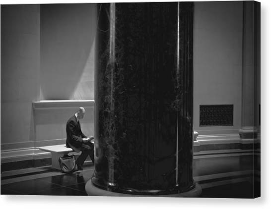 Smithsonian Museum Canvas Print - A Day At The Smithsonian by Brian Murphy