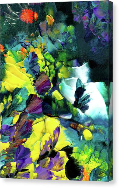 A Fairy Wonderland Canvas Print