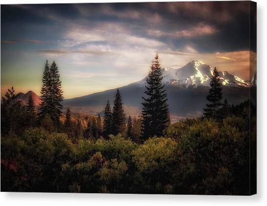 A Favorite View Canvas Print