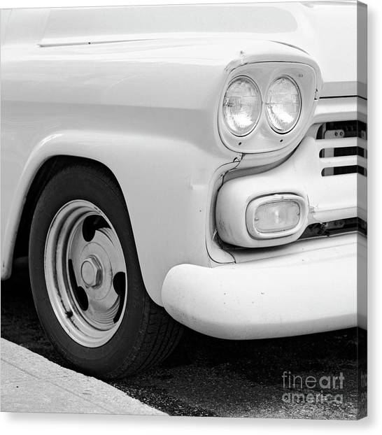 56 chevy canvas prints fine art america 1959 Chevrolet Tail Lights 56 chevy canvas print a few dings by patrick m lynch