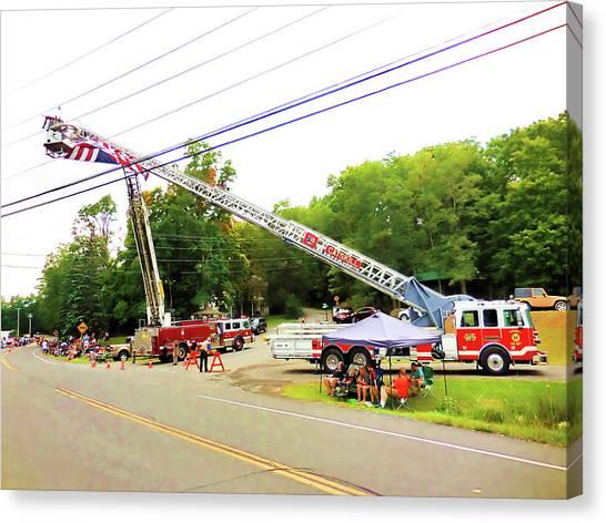 Extension Ladder Canvas Prints | Fine Art America