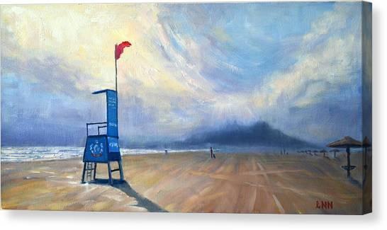 Provide, Provide, Peru Impression Canvas Print