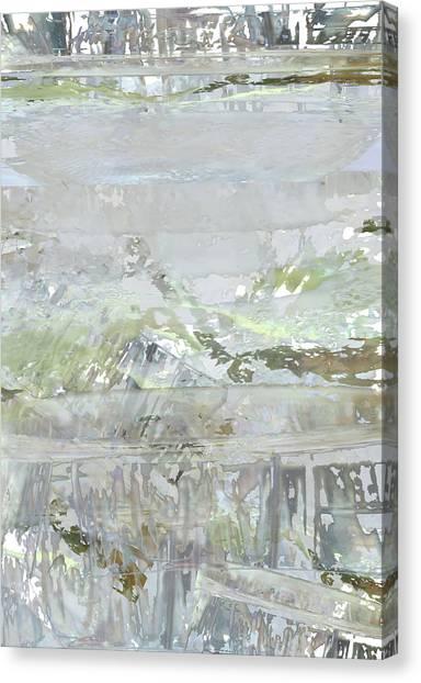 A Glass Half Full Canvas Print