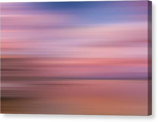 Lavendar Canvas Print - A Grand Scale X by Jon Glaser